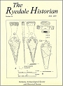 Click for Contents of Ryedale Historian No 24
