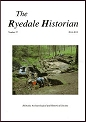 Click for the Contents of Ryedale Historian No 27