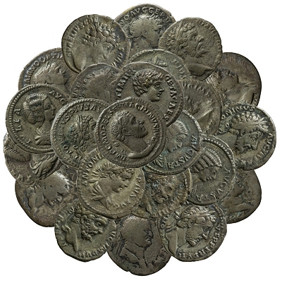 The Frank Collection of Roman Coins